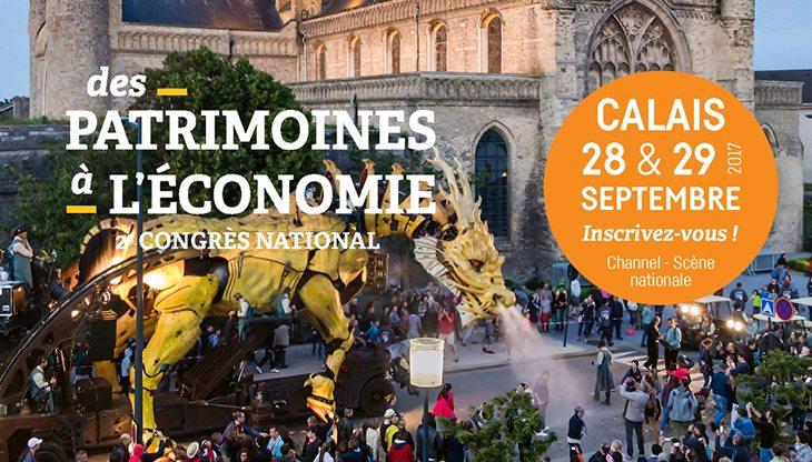 Inscrivez vous au 2e congrès national – Sites & Cités remarquables de France
