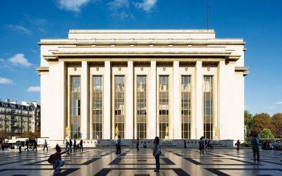 Présence exceptionnelle de la Cité de l'Architecture et du Patrimoine