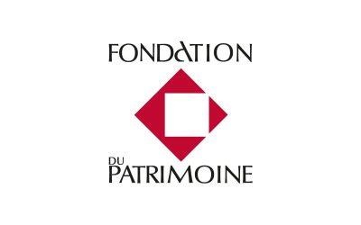 Remise des prix du Mécénat Populaire de la Fondation du patrimoine