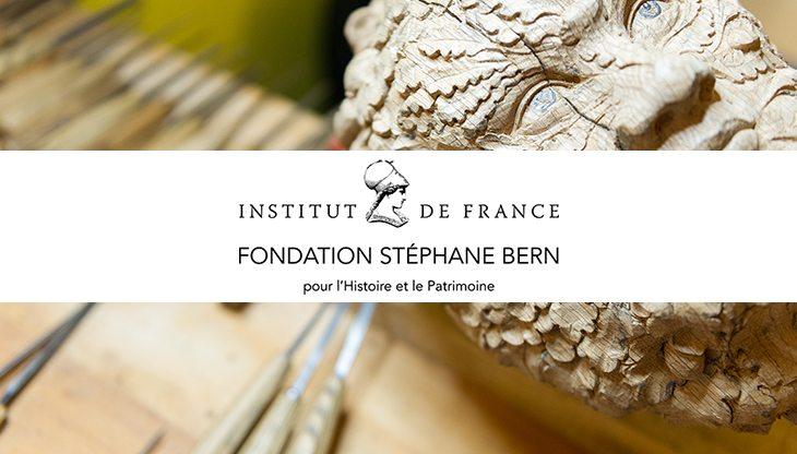 Prix de la fondation Stéphane Bern pour le Patrimoine 2017