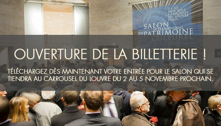Accueil salon international du patrimoine culturel sipc for Salon du patrimoine 2017