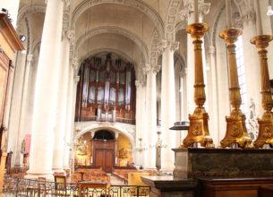 Orgue Eglise Saint Sébastien Nancy©DR