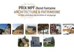 Remise de prix du concours Maisons Paysannes de France