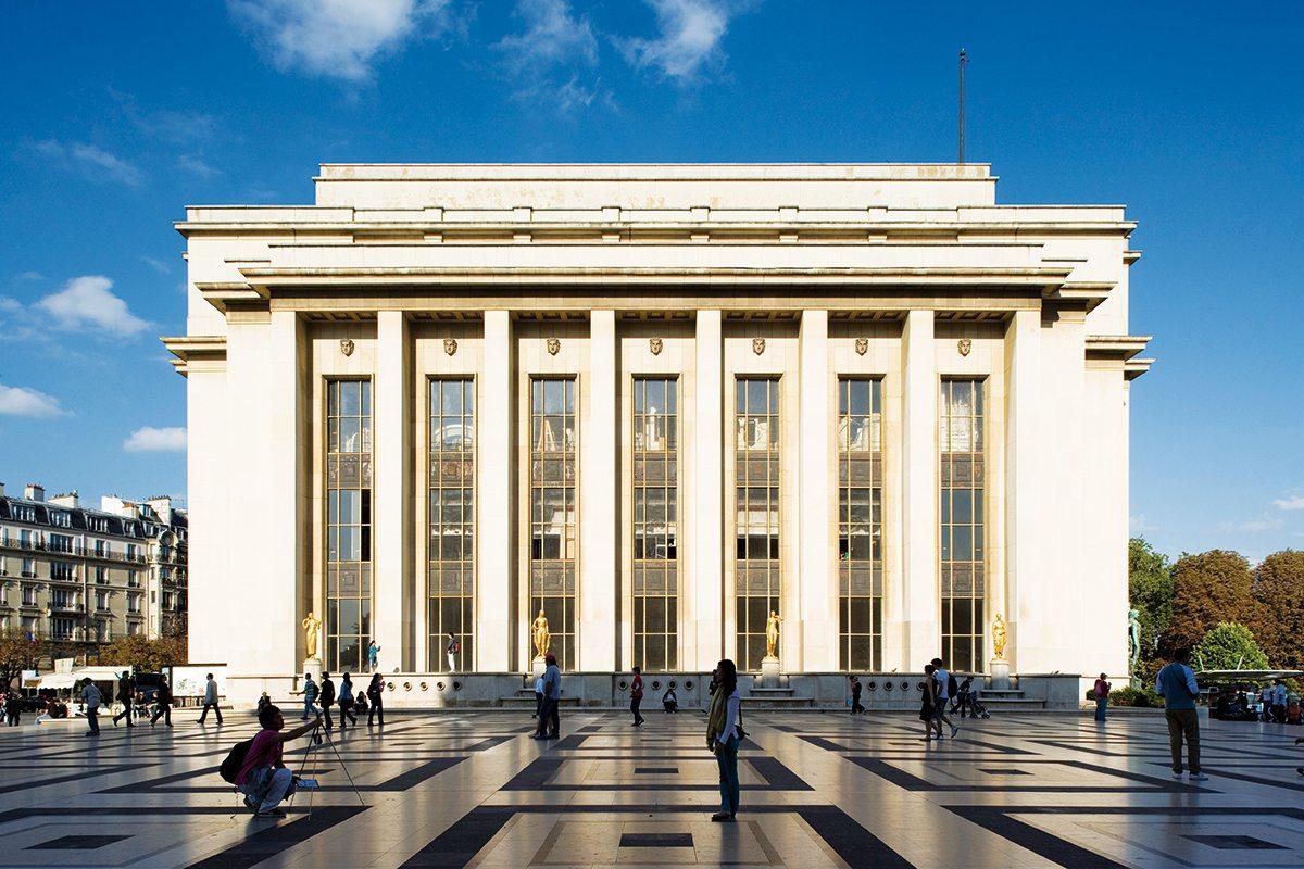 Pr sence exceptionnelle de la cit de l architecture et du for Architecture et art