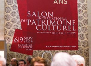 Salon International du Patrimoine Culturel - Ateliers d'Art de France