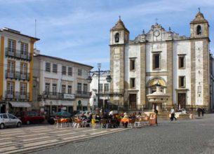 PRÉSENTATION OFFICIELLE de la Ville d'Évora – Portugal