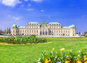 WIN A 4 DAYs TRIP FOR 2 PEOPLE IN VIENNA !