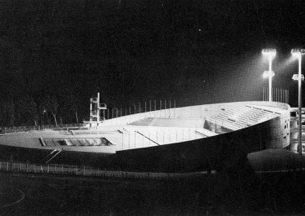 Restauration du stade nautique d'Avignon, patrimoine du XXème siècle