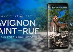 Archistoire Avignon Saint-Ruf