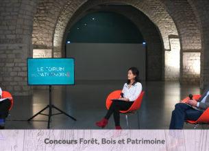 Concours Foret Bois et Patrimoine