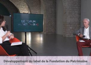Développement du label de La Fondation du Patrimoine