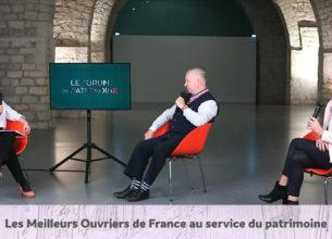 Les Meilleurs Ouvriers de France au service du patrimoine