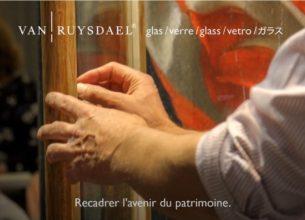 VAN RUYSDAEL | VITRES DE RESTAURATION