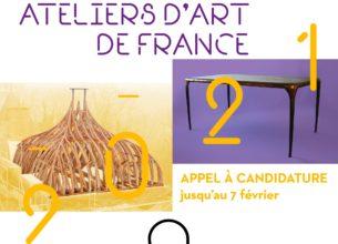 Devenez les lauréats 2021 du Concours Ateliers d'Art de France