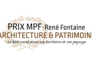 Remise du Prix René Fontaine « Patrimoine & Architecture »